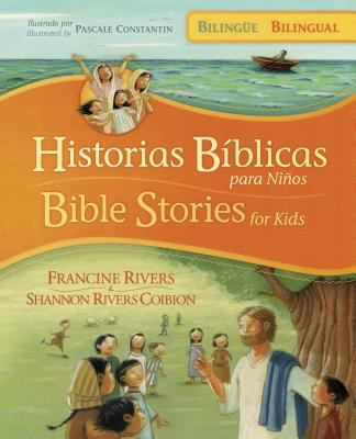 Historias Biblicas Para Ninos/Bible Stories for Kids 9781414319810
