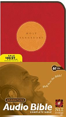 Holy Sanctuary Bible-NLT-Dramatized 9781414307411