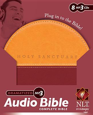 Holy Sanctuary Bible-NLT-Dramatized 9781414307459