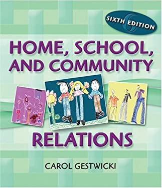 Home, School, and Community Relations 9781418029746