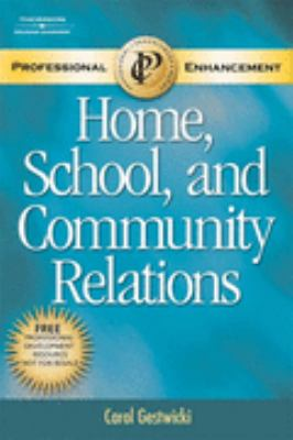Home, School, and Community Relations Pet 9781418029845
