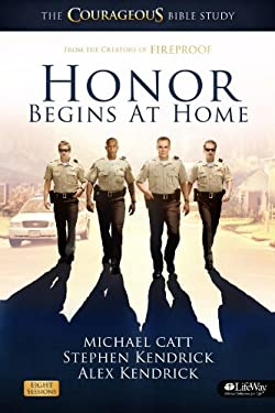 Honor Begins at Home: The Courageous Bible Study 9781415869833
