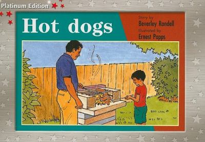 Rigby PM Platinum: Leveled Reader (Levels 3-5) Hot Dogs 9781418900274