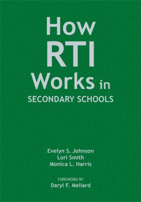 How RTI Works in Secondary Schools 9781412970990