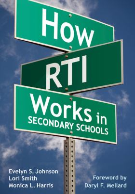 How RTI Works in Secondary Schools 9781412971003
