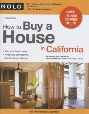 How to Buy a House in California 9781413309232