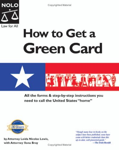 How to Get a Green Card 9781413301823