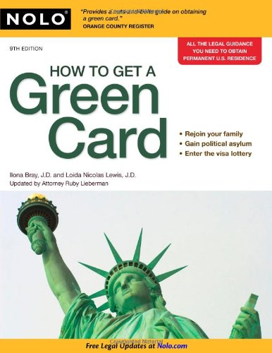 How to Get a Green Card 9781413311037