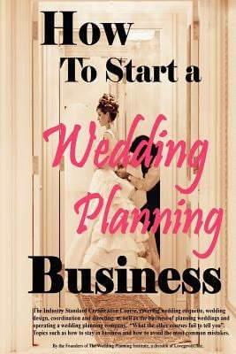 How to Start a Wedding Planning Business 9781411600430