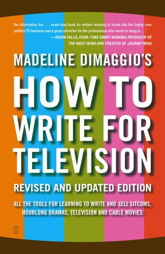 How to Write for Television 9781416570455
