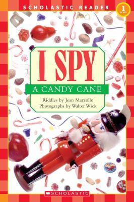 I Spy a Candy Cane 9781417644018