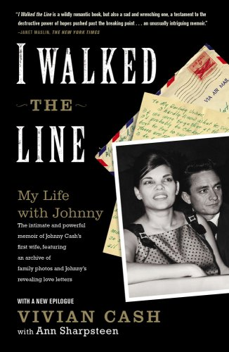I Walked the Line: My Life with Johnny 9781416532958