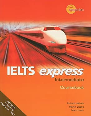 IELTS Express Intermediate Coursebook 9781413009552