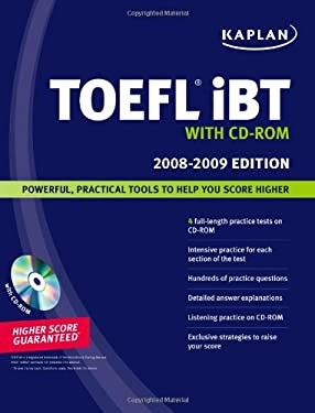 Inside the TOEFL IBT: Strategies and Practice to Help You Score Higher 9781419593314