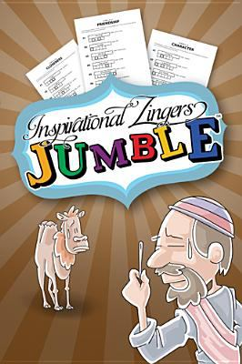Inspirational Zingers Jumble 9781414326979