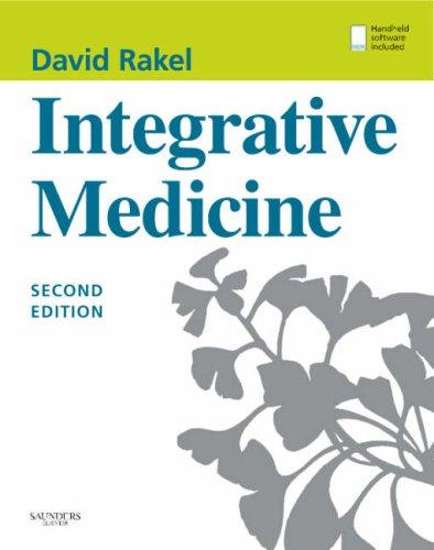 Integrative Medicine [With Pocket Consult Handheld Software] 9781416029540