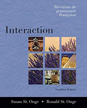 Interaction: Revision de Grammaire Fran Aise (with Audio CD) [With CD] 9781413016475