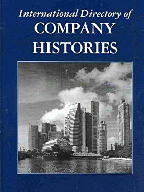 International Directory of Company Histories 9781414441061