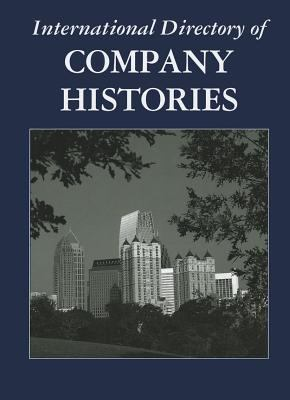 International Directory of Company Histories 9781414468815