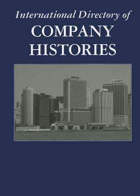 International Directory of Company Histories 9781414468822