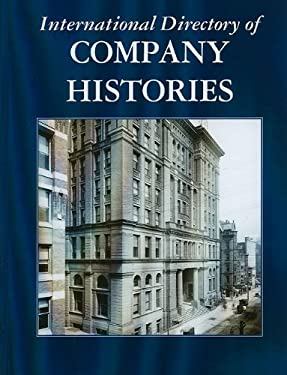 International Directory of Company Histories 9781414441108