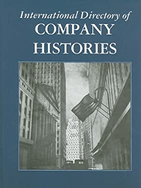 International Directory of Company Histories 9781414447285