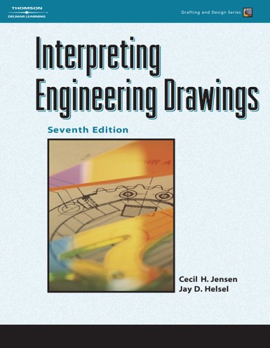 Interpreting Engineering Drawings 9781418055738