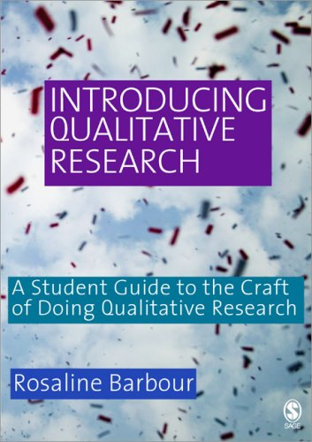 Introducing Qualitative Research: A Student's Guide to the Craft of Doing Qualitative Research 9781412934602