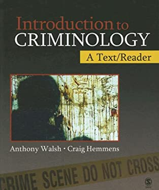 Introduction to Criminology: A Text/Reader 9781412956833