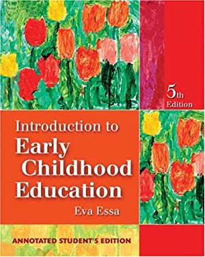 Introduction to Early Childhood Education 9781418000790