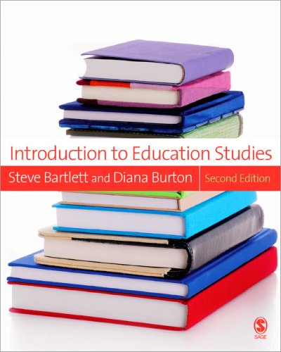 Introduction to Education Studies 9781412921947
