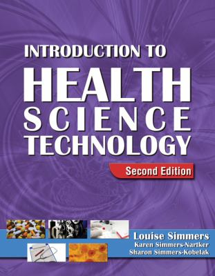 Introduction to Health Science Technology [With CDROM] 9781418021221