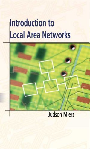 Introduction to Local Area Networks [With CDROM] 9781418000585
