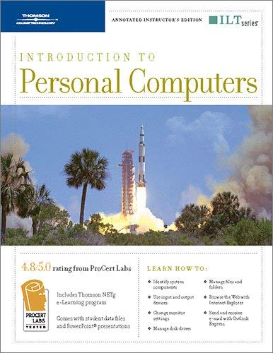 Introduction to Personal Computers [With 2 CDROMs] 9781418890575