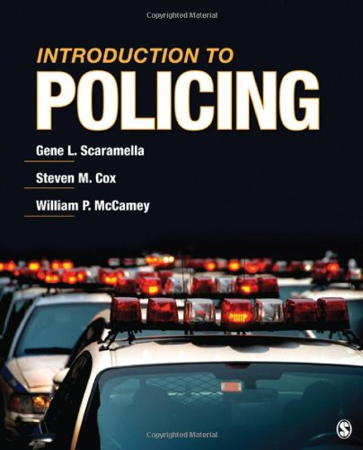 Introduction to Policing 9781412975308