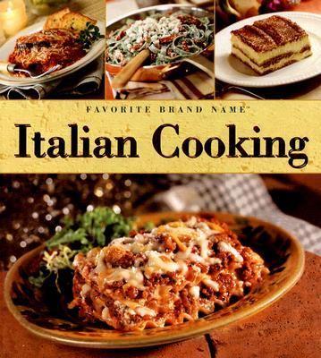 Italian Cooking 9781412727648