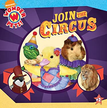 Join the Circus 9781416975816