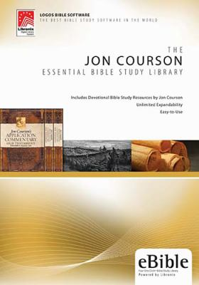 Jon Courson Essential Bible Study Library 9781418544225