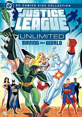 Justice League Unlimited: Season 1, Volume 1