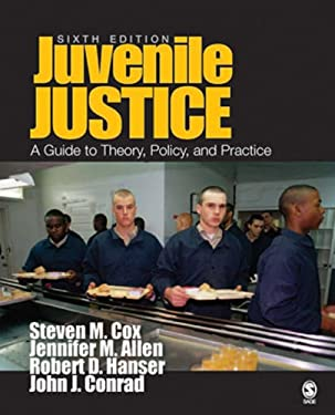 Juvenile Justice: A Guide to Theory, Policy, and Practice 9781412951333