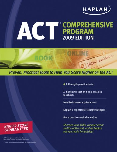 Kaplan ACT Comprehensive Program