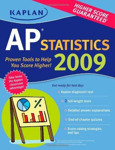 Kaplan AP Statistics 9781419552465