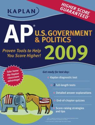 Kaplan AP U.S. Government & Politics 9781419552472