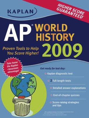 Kaplan AP World History 9781419552496