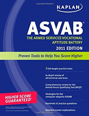 Armed services vocational aptitude battery (asvab) entrance exam