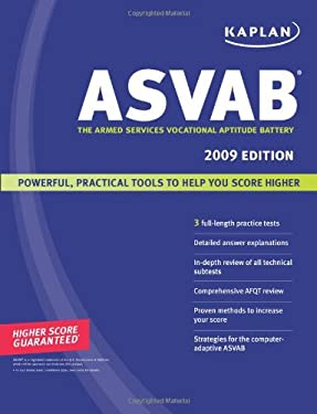 Kaplan ASVAB 9781419552267
