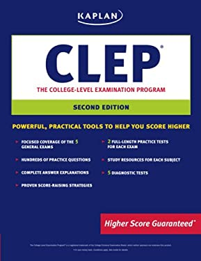 Kaplan CLEP: The College-Level Examination Program 9781419551123
