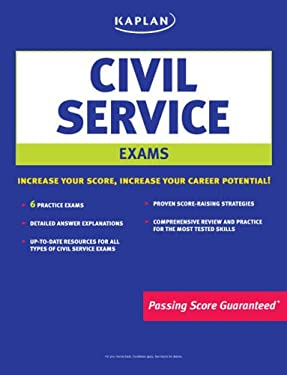 Kaplan Civil Service Exams 9781419542114