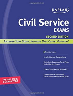 Kaplan Civil Service Exams 9781419553196