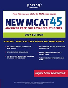 Kaplan New MCAT 45